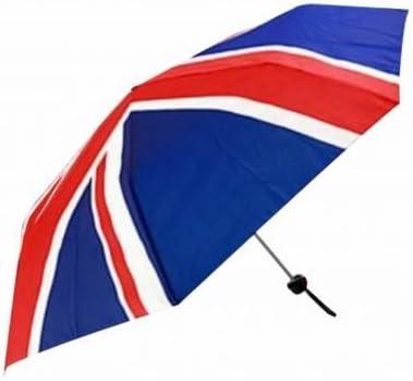 Bandera de Union Jack – Paraguas compacto: Amazon.es: Deportes y ...