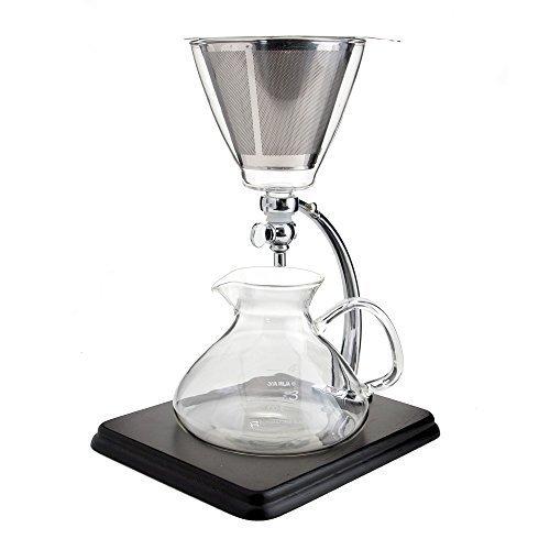 Luxury Yama Silverton Coffee Dripper product image