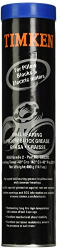 Timken Gr220c Ball Bearing Pillow Block Grease  14Oz Cartridge