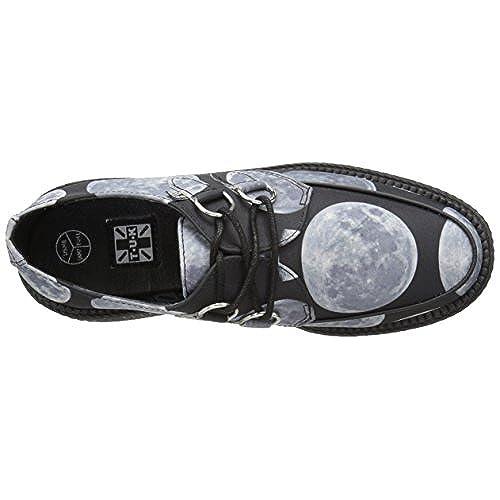 3802deddeb4e0 cheap T.U.K. Unisex Moon Scape Viva Mondo Creeper Fashion Sneaker ...