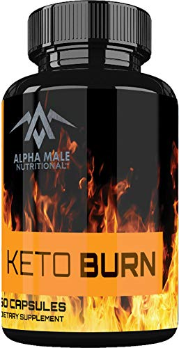 Keto Diet Pills - Weight Loss Supplement to Burn Fat Fast - Boost Energy - Mental Focus - with Pure Beta-Hydroxybutyrate (BHB) Exogenous Ketones Salts - Ketogenic Pill for Women & Men 30-Day Supply