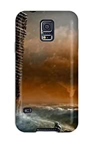 Premium Protection Apocalyptic Case Cover For Galaxy S5- Retail Packaging
