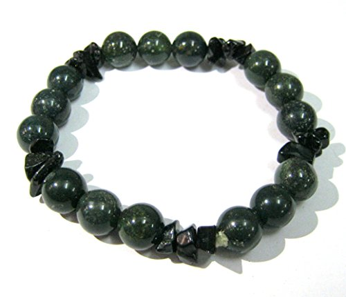 CRYSTALMIRACLE BEAUTIFUL BLOODSTONE TOURMALINE ACCESSORY