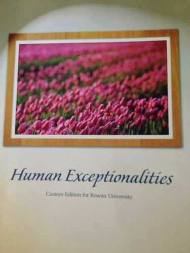 """human exceptionalities In the classroom, teachers will face multiple types of exceptionalities what is exceptionality a child who has exceptionality has a characteristic(s) that deviate(s) from the considered """"norm"""" for physical and mental abilities."""