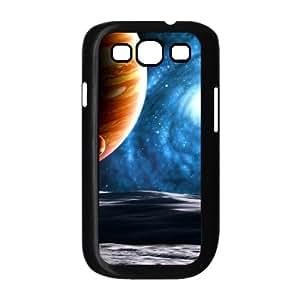Samsung Galaxy S 3 Case, planets 4 Case for Samsung Galaxy S 3 Black