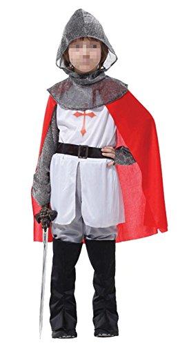 Betusline Kids Boys Warrior Halloween Cosplay Costume Performance (Tyrion Lannister Halloween Costume)