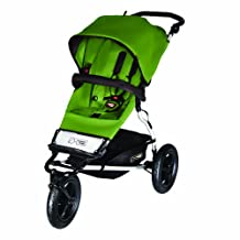 Mountain Buggy Urban Jungle Limited Edition Stroller, Jade