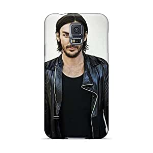 KennethKaczmarek Samsung Galaxy S5 Scratch Protection Mobile Case Provide Private Custom Stylish 30 Seconds To Mars Band 3STM Series [Uou14260JSrn]