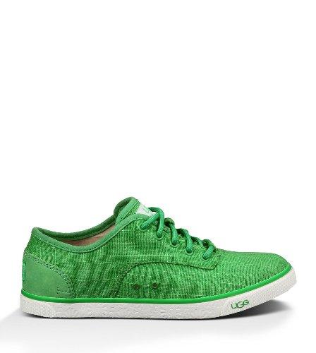 UGG Australia Women's Hally Astro Turf Canvas Sneaker 7.5 M US