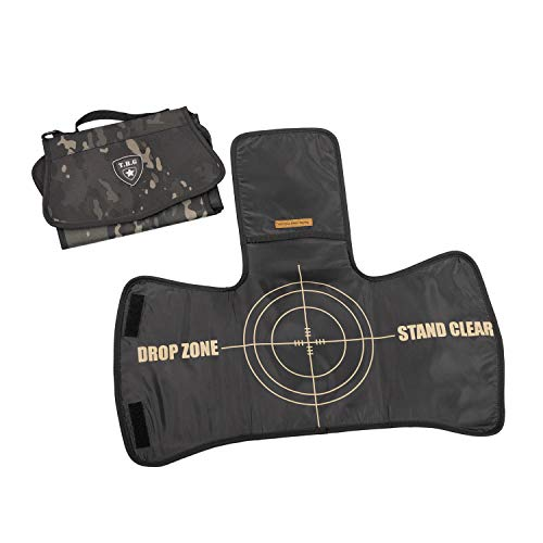 Tactical Baby Gear Changing Mat/Pad (Black Camo) from Tactical Baby Gear