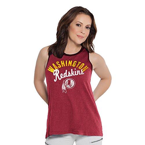 Arizona Top - Touch by Alyssa Milano NFL Arizona Cardinals Women's Homerun T-Back Tank Top, Large, Cardinal