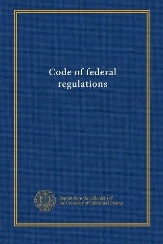 Download Code of federal regulations ((Title) 46:66-145 1972) pdf epub