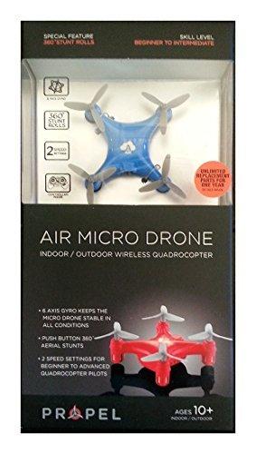 Propel Air Micro Drone Blue