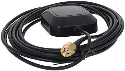 DealMux Antena Activa GPS SMA Hembra 3M, 28dB LNA Ganancia ...
