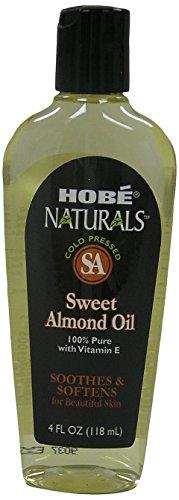 Naturals Sweet Almond Fluid Ounce