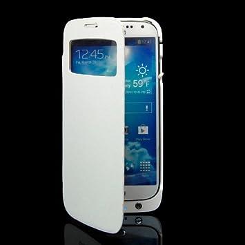 Funda Carcasa con Bateria para Samsung Galaxy S4 I9505 - Power Pack Capacidad 3200 mAh - color negro - Powerbank Samsung Galaxy S4 I9505 Powercase con ...