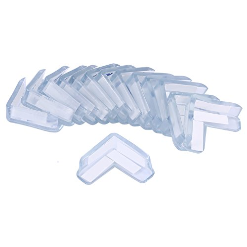 15Pcs Soft Edge & Corner Guard Set Transparent Protector Pad Child Safety Table Furniture Corner Protectors Protect Children from Injury
