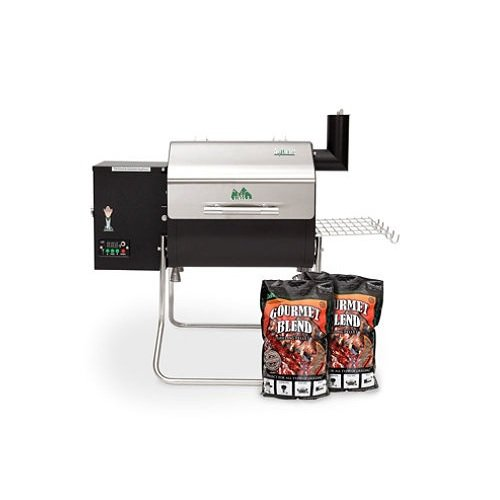 Green Mountain Grills Davy Crockett Pellet Grill - WIFI enabled