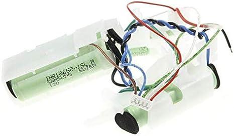 14002670205 Batería de litio de 14,4 Vpara Electrolux: Amazon.es: Grandes electrodomésticos