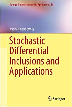 Book Stochastic Differential Inclusions and Applications (Springer Optimization and Its Applications)