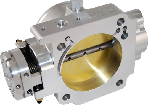 Blox Racing (BXIM-00203) 72mm Billet Throttle Body for Honda B/D/H Series Engine