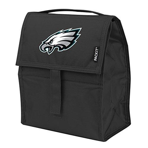 Kolder Licensed Inc. NFL Philadelphia Eagles Packit Freezable Lunch Bag