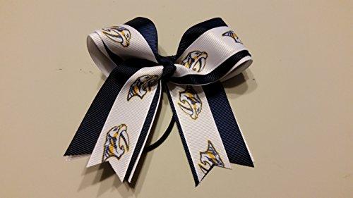 fan products of Nashville Hockey Hair Bow