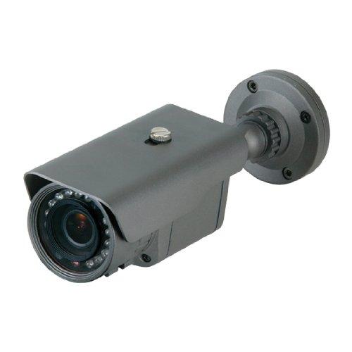 Smart Security Club 3D-DNR IR Camera with 2.8~12mm Varifocal Lens, Made in Korea