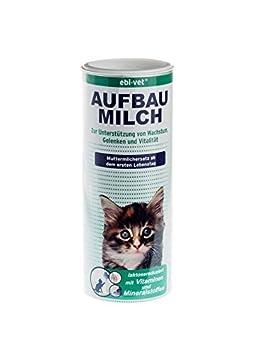 EBI VET de construcción Leche para gatos 400 g: Amazon.es: Productos para mascotas