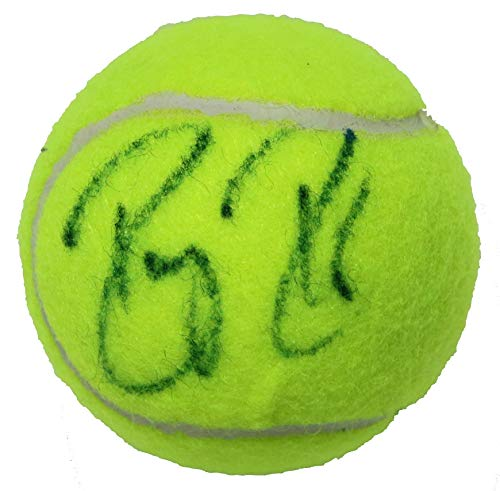 7a9809bf2f3 Roger Federer Pro Tennis Player Signed Autographed Penn Tennis Ball COA at Amazon s  Sports Collectibles Store