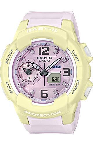 Casio Women's BGA230PC-9B Baby-G Shock-Resistant