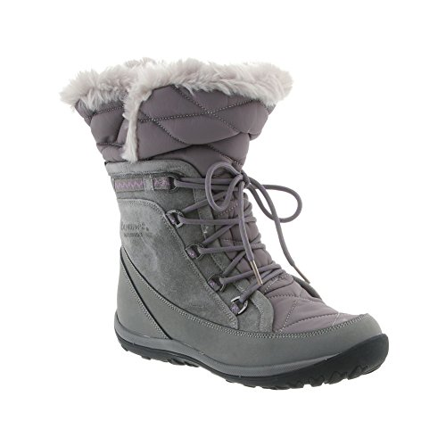Bearpaw Women's Whitney Boots, Grey Suede, Nylon, Rubber,...