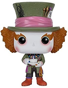 Vinilo Colección Disney - Figura Sombrerero loco (6709)  Amazon.es  Juguetes  y juegos d1442597fdf