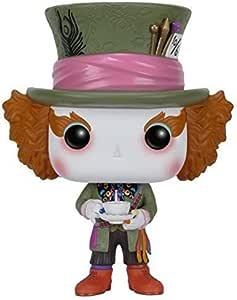 Amazon.com: Figura de acción Funko POP de Disney: el Sombrerero Loco de  Alicia en el País de las Maravillas : Funko Pop! Disney: Juguetes y Juegos