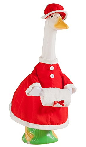 Miles Kimball Mrs. Claus Goose Outfit