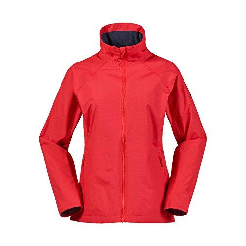 Musto Womens Essential Crew BR1 Jacket - True Red