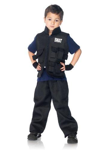 SWAT Commander Costume - Small