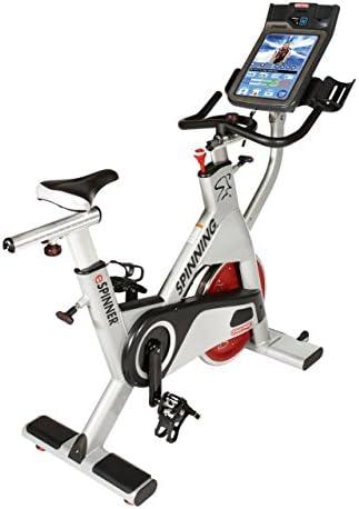 Bicicleta spin Comercial Spinner de Mad Dogg con un millón de ...