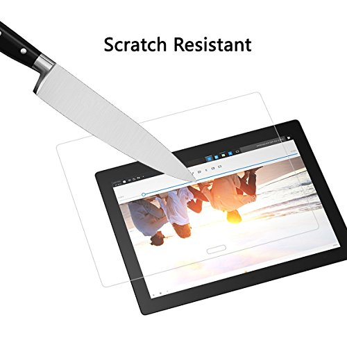 Lenovo MIIX 700 Screen Protector Glass - Premium 9H Hardness Tempered Glass Screen Protector for Lenovo Ideapad Miix700 12 inch Tablet/Laptop by SEENIGHT (Image #1)