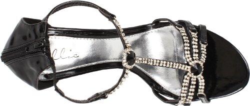 Ellie Chaussures Femme 431-darling Sandal Black