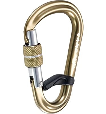 CAMP HMS Belay Lock Carabiner