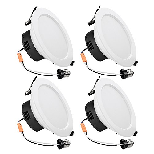 Led Recessed Well Lights - 6