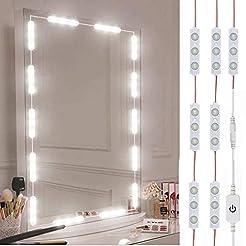Led Vanity Mirror Lights, Hollywood Styl...