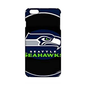 CCCM SEATTLE SEAHAWKS 3D Phone Case for Iphone 6 Plus by mcsharksby Maris's Diary
