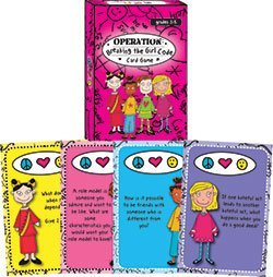 Operation: Breaking the Girl Code Card Game
