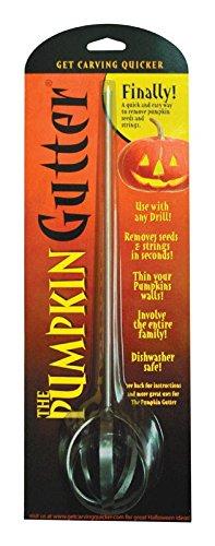 Dakota Products PG001 Pumpkin Gutter & Carving Tool -