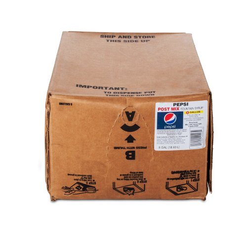 (Pepsi Syrup (5 gallon))