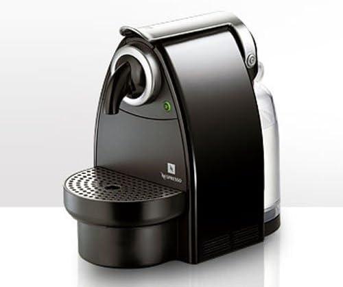 Nespresso Essenza XN2100 Krups - Cafetera monodosis (19 bares, Automática y programable, Modo ahorro energía), Color negro: Amazon.es: Hogar