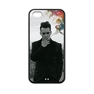 Customized Panic at the Disco TPU Case for Iphone 5C hjbrhga1544