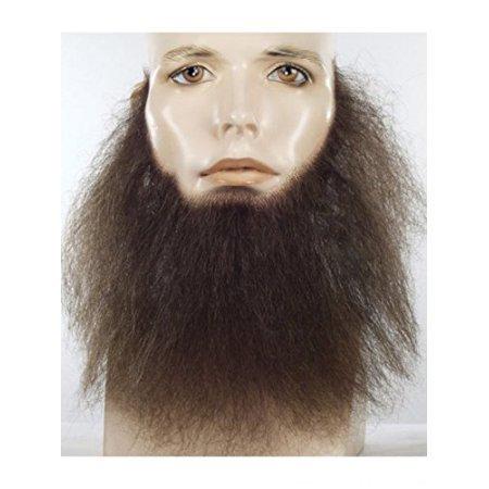 Morris Costumes Beard Wavy Full 8 In M Bn 4